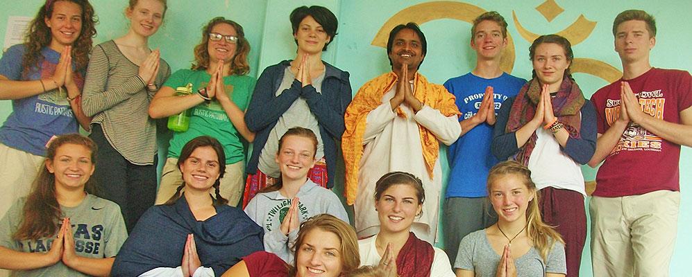 Om Yoga Meditation centre