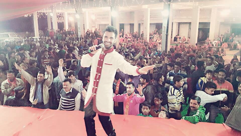 Kaku Ram Tahkur Singer