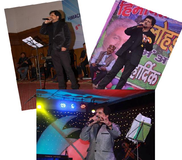 himachal folk singer piyush