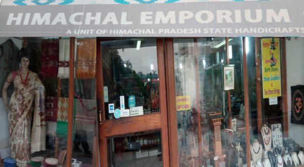 Himachal Emporium Handicrafts & Handloom Corporation Delhi