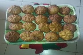 Himachali gulgule dish