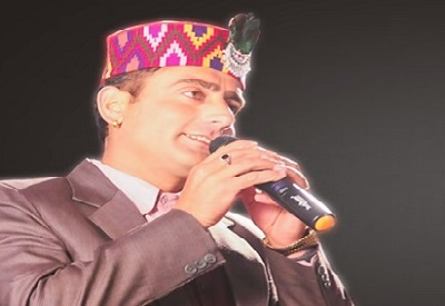 best folk singer star Sunil Rana Himachal