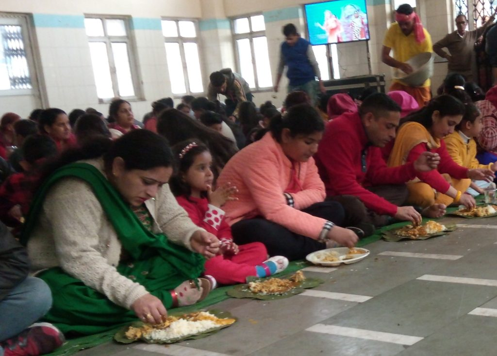 himachali dham in delhi