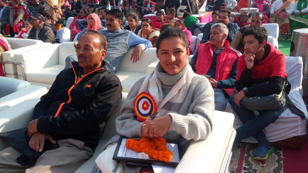 Sushma Verma at HKS Delhi